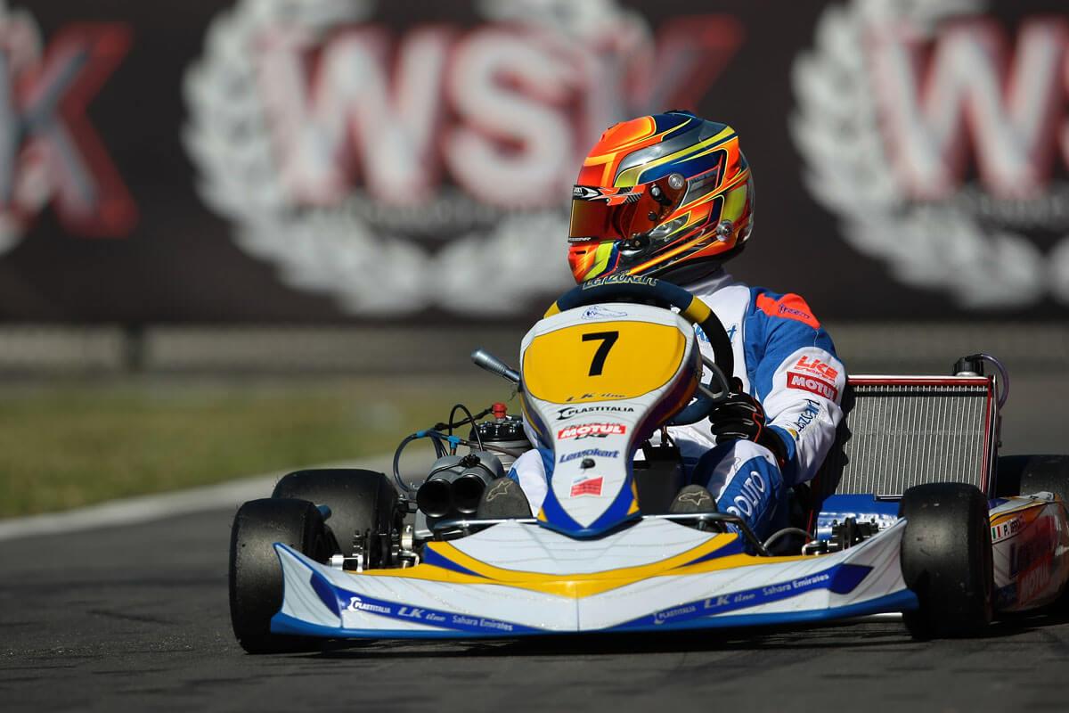WSK Super Masters Series, Sarno