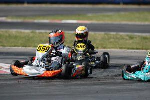 Novalux Racing Team - WSK Super Masters Series, La Conca - 19-03-2017