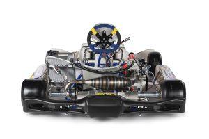Novalux Racing Team - prodotti - telaio FX1 Evo Lenzokart